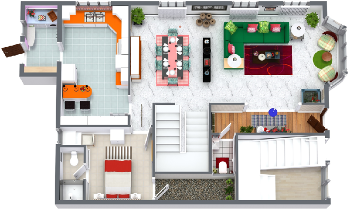 What Is the Difference Between Interior Design Services and