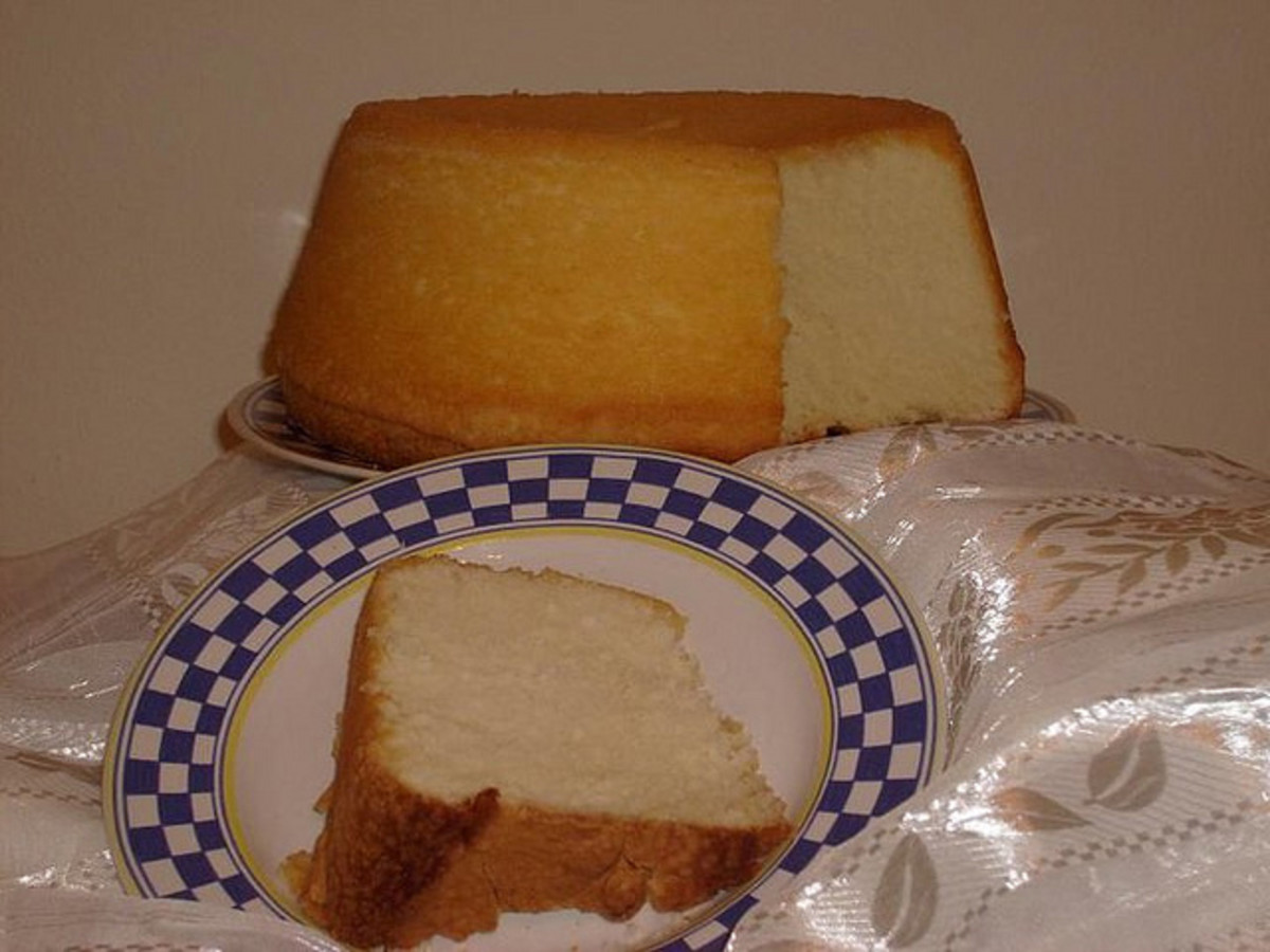 Mom's Best Pound Cakes