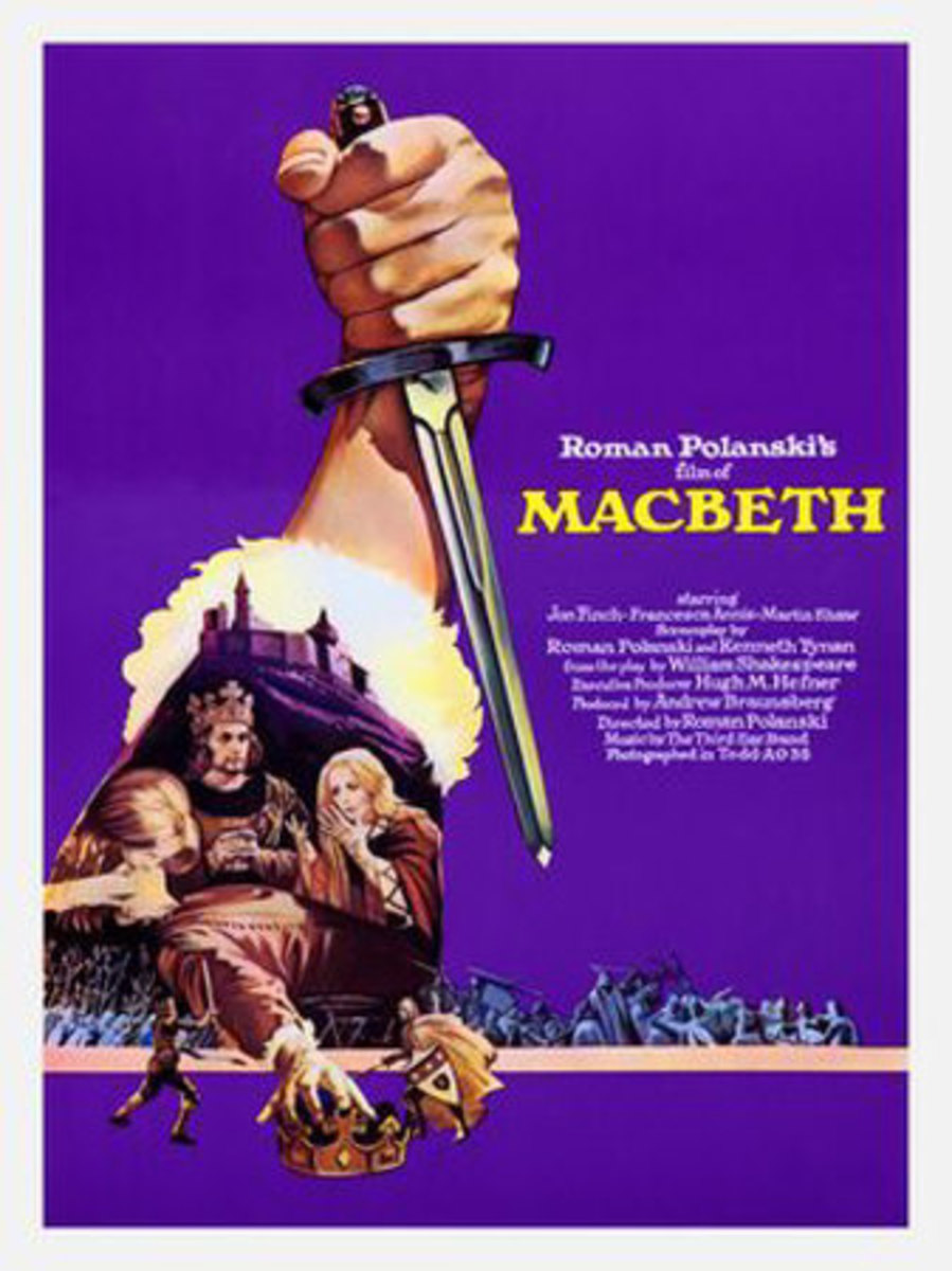 Is Macbeth a Villain or a Victim?