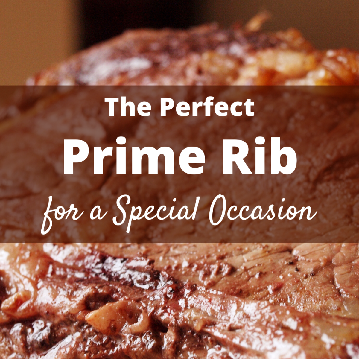 When it's time to splurge on a memorable feast for the holidays (or any occasion), try this prime rib recipe.