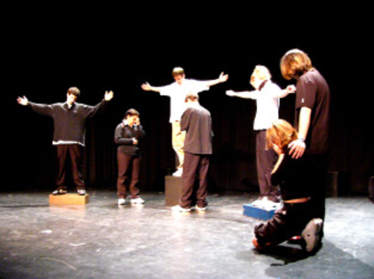 Fun Drama Activities, Exercises & Games for Kids & Teens