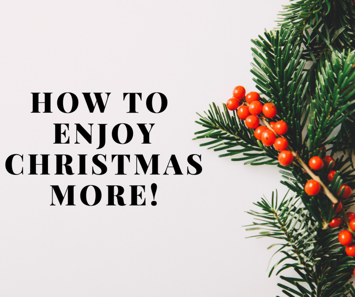 Don't usually like Christmas? These tips will help you have a good time!
