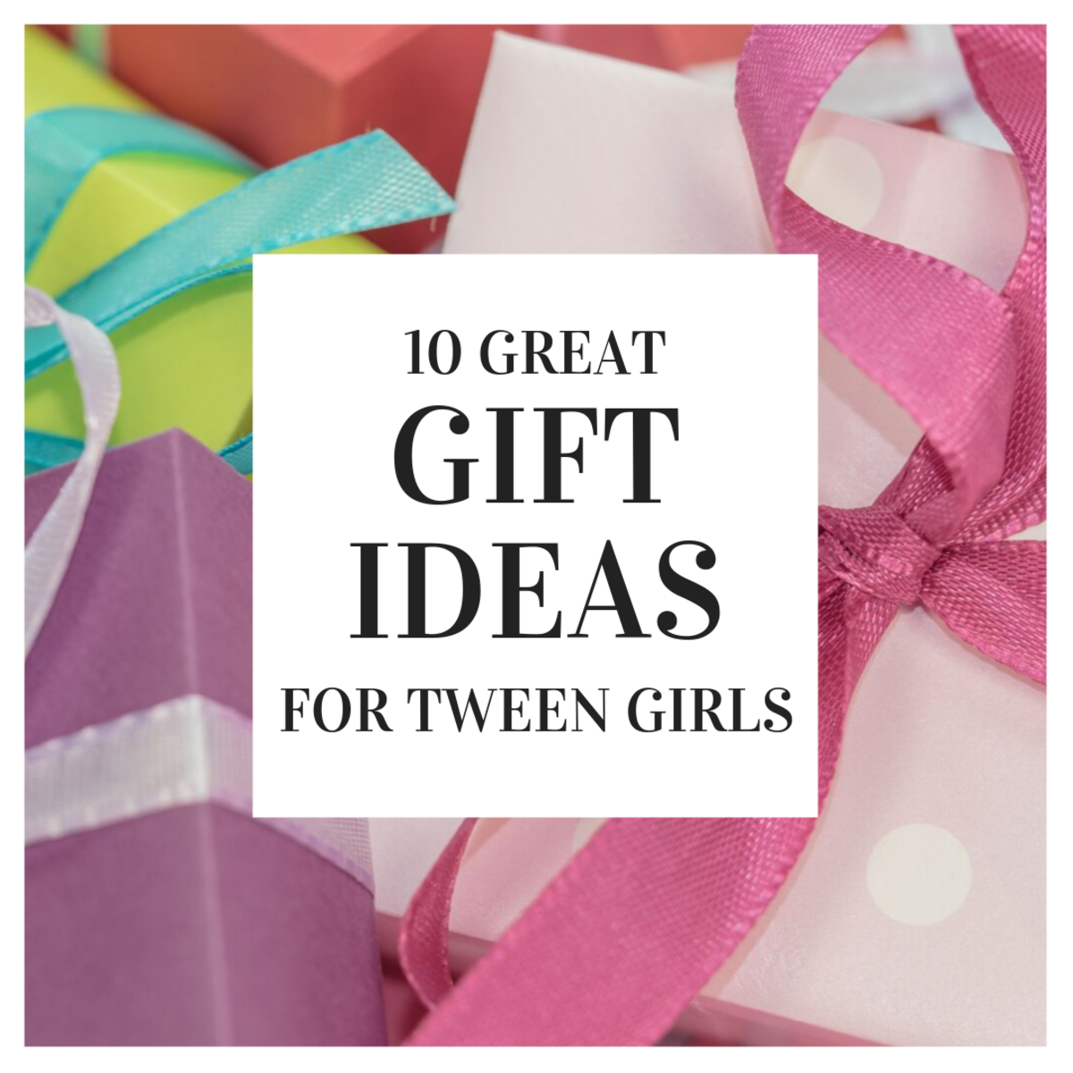 Picking the right gift for a tweenager can be a real challenge. Here are a few ideas to help you on your search.