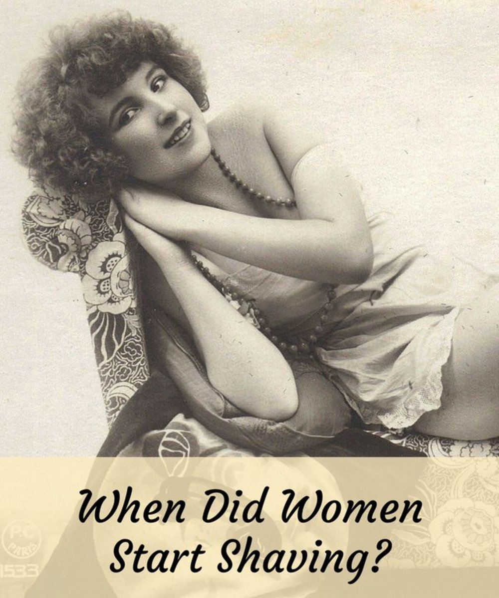 When Did Women Start Shaving? The History of Female Hair Removal