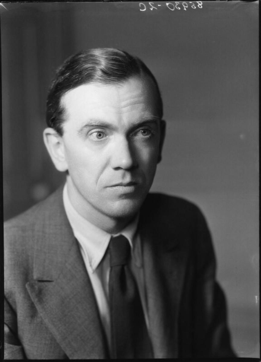 Graham Greene, 1904-1991