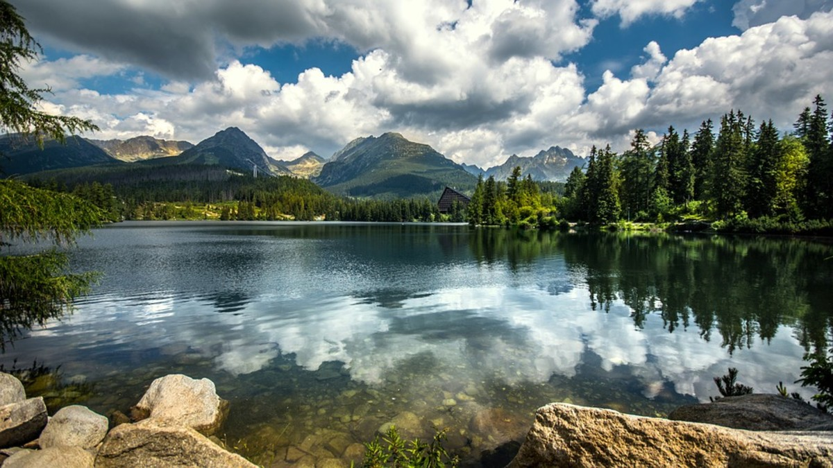 The Polish Tatra Mountains:  Trail Descriptions for Advanced Hikers