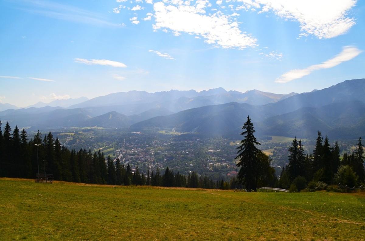 Views from Gubalowka