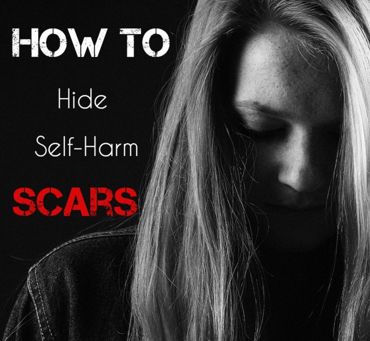 How to Hide Your Self-Harm Scars – Permanent and Non-Permanent Solutions