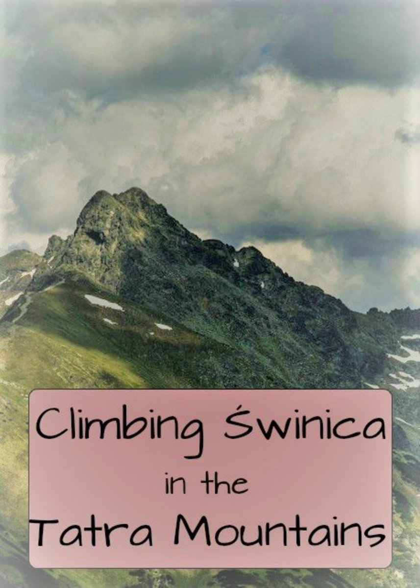 My Experience Climbing Świnica (2301 m) in the Polish Tatra Mountains