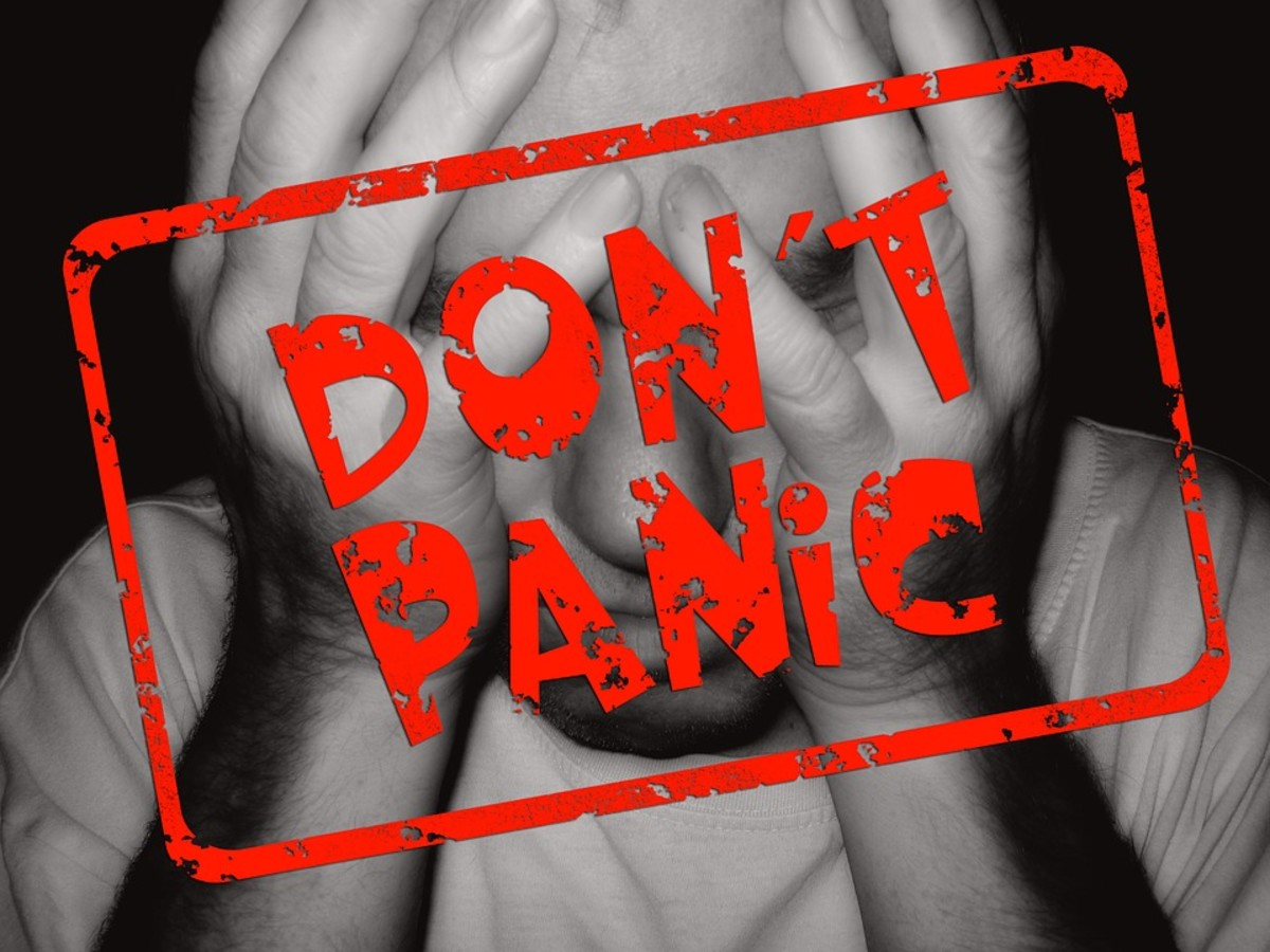 How I Overcame Panic Disorder (and You Can Too)