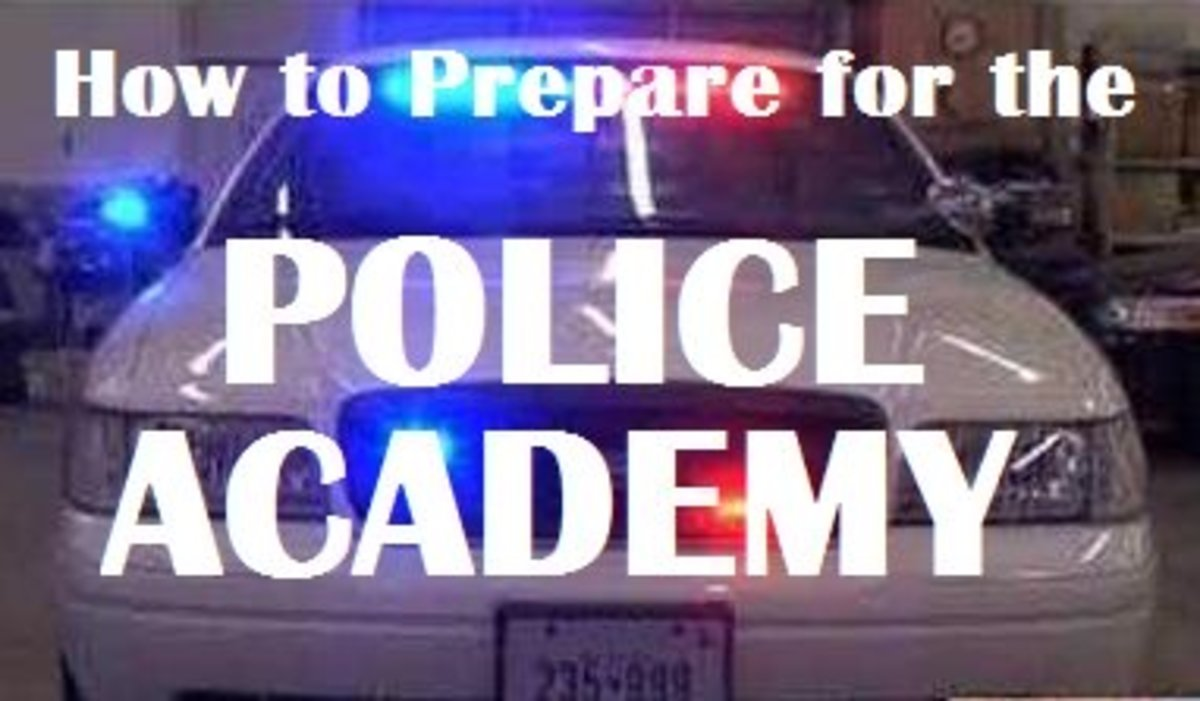 How to Prepare for the Police Academy