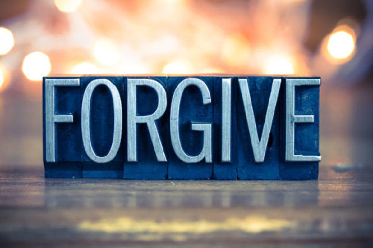 How Forgiveness Heals