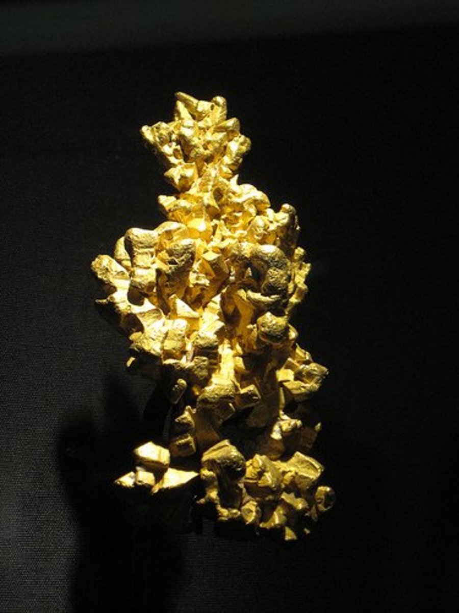 Image of Gold in the Public Domain