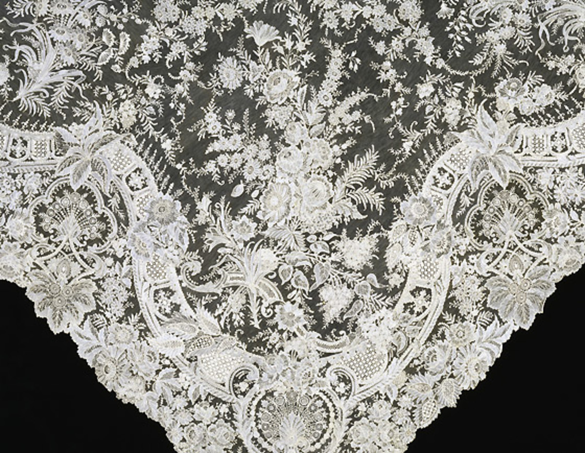 History of Lace Making