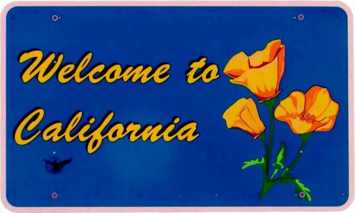 California Calling: 10 Songs About Moving to California