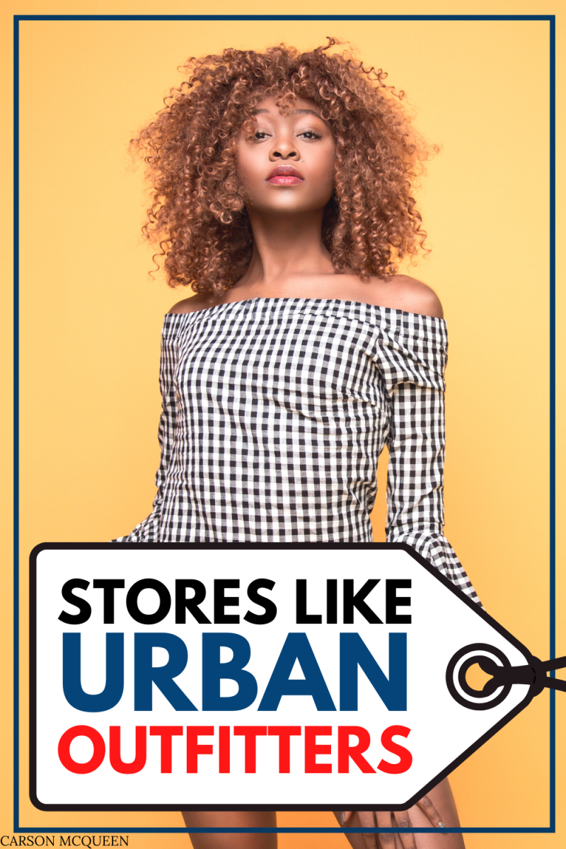 10 Stores Like Urban Outfitters: Find Trendsetting Designs