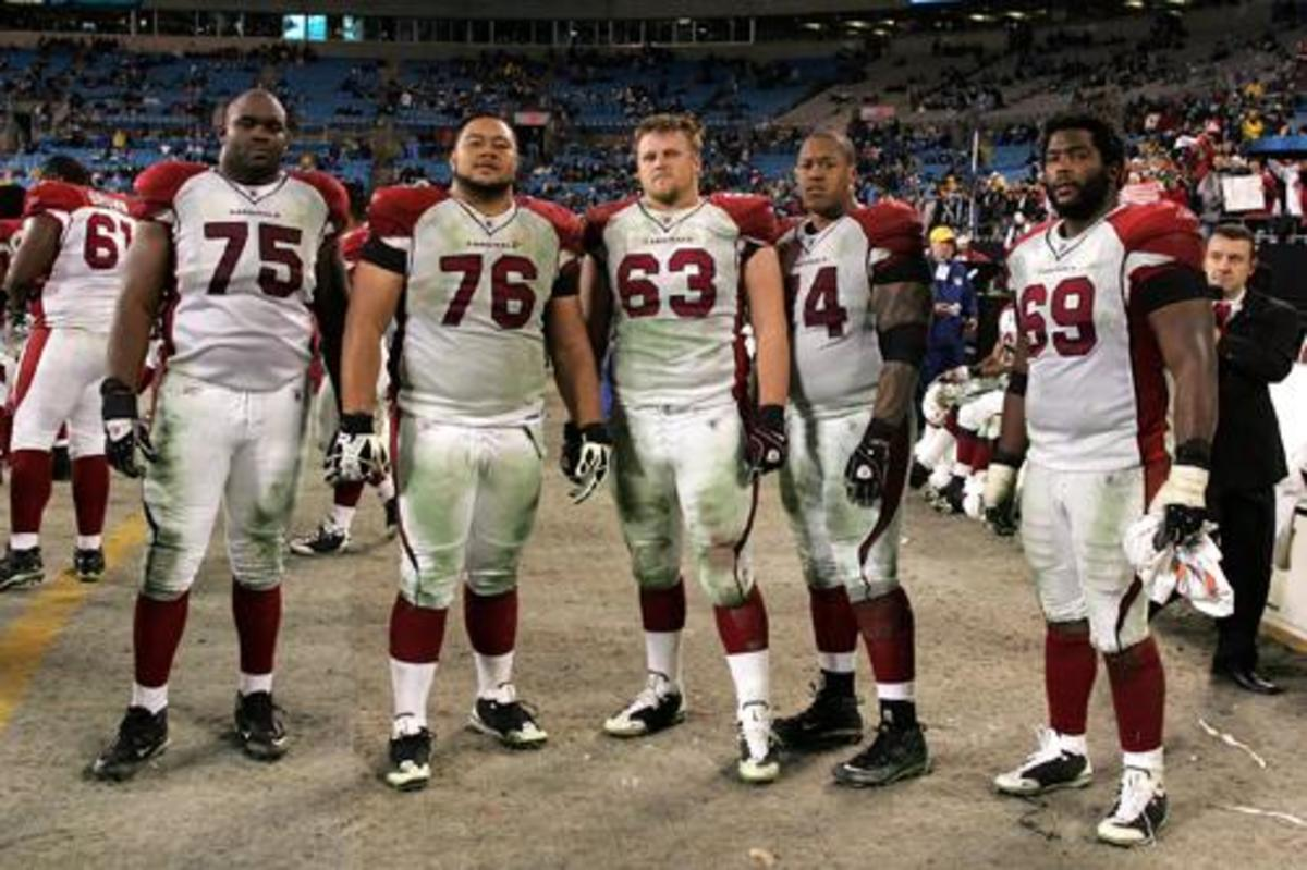 Top 10 Offensive Lines in NFL History