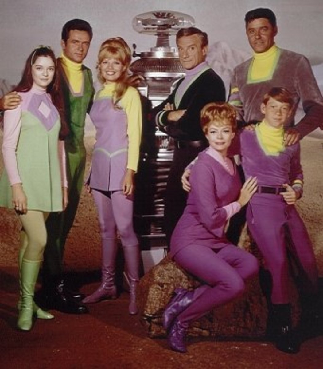My Ten Favorite Episodes of 'Lost in Space'