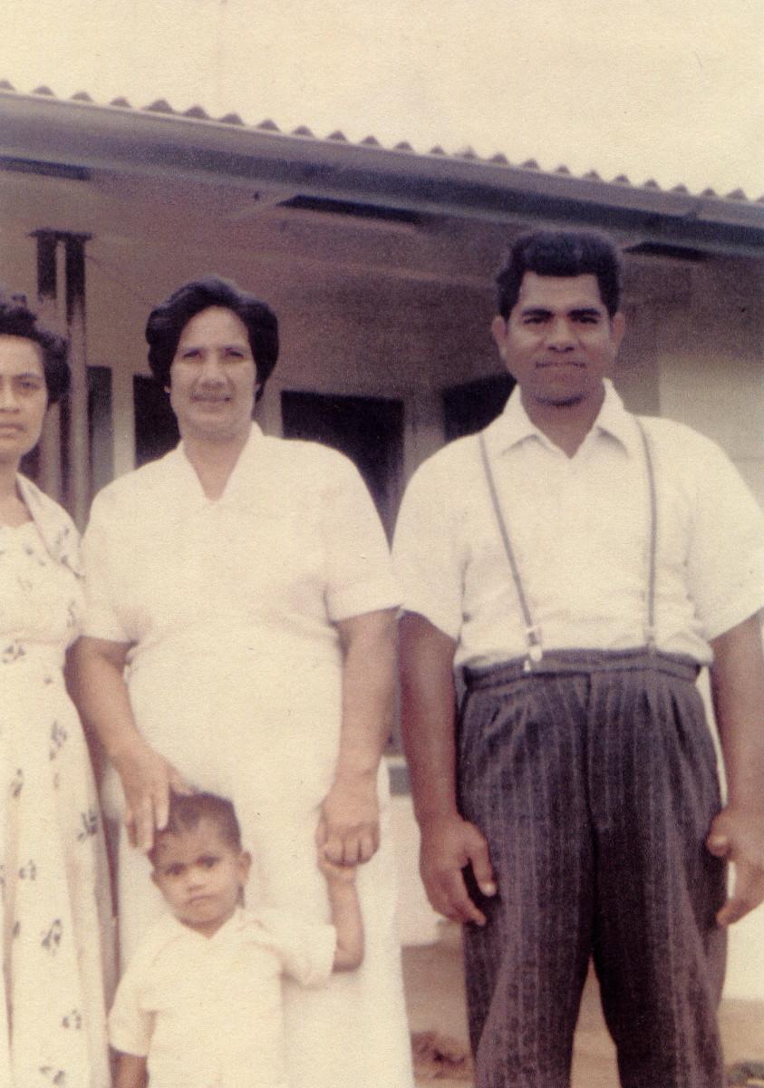 The Polynesian Boy Who Stole My Heart
