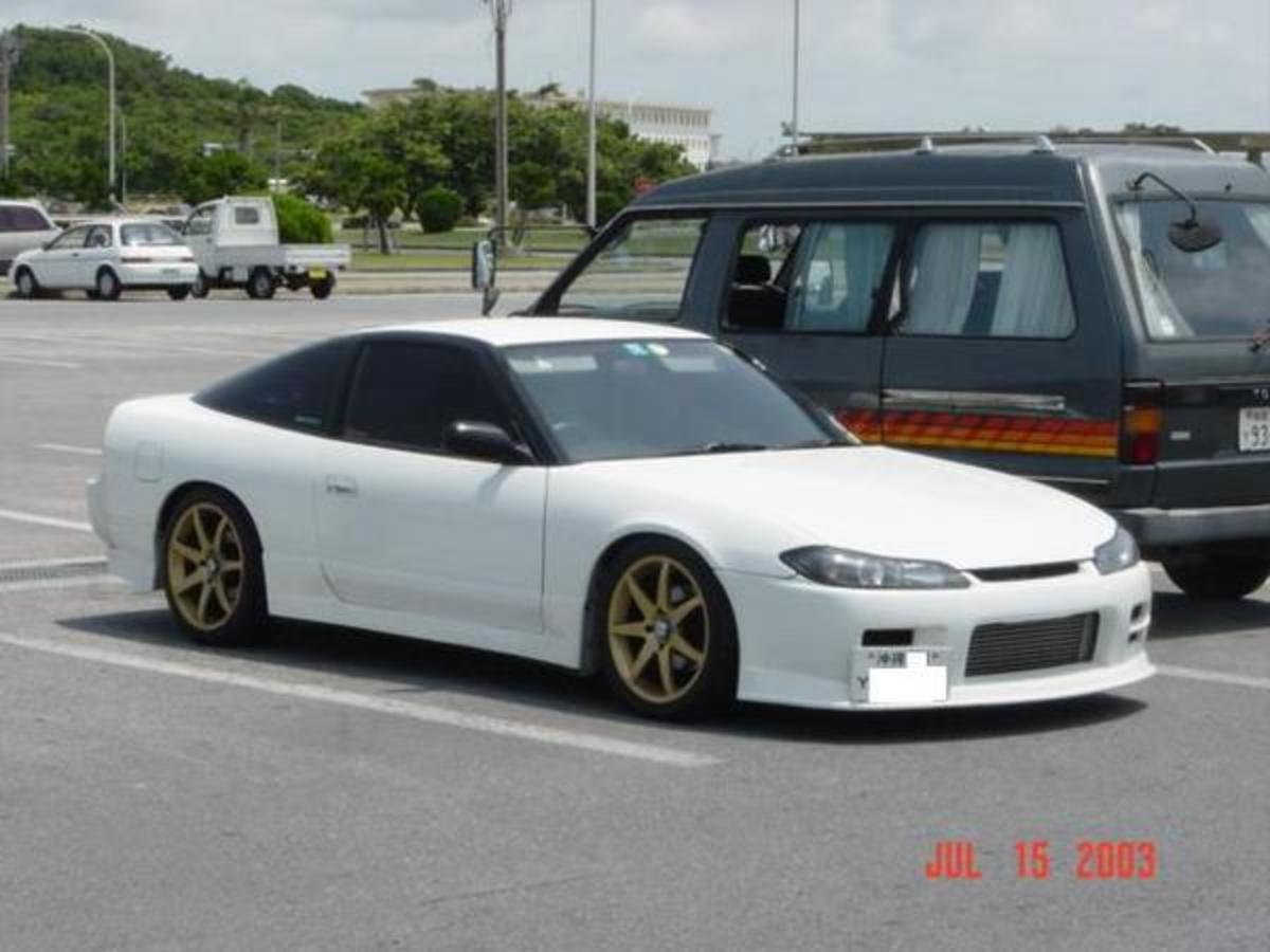 S15 Conversion: Fitting an S15 Front End to a Nissan S13 or S14 240SX/Silvia/180SX