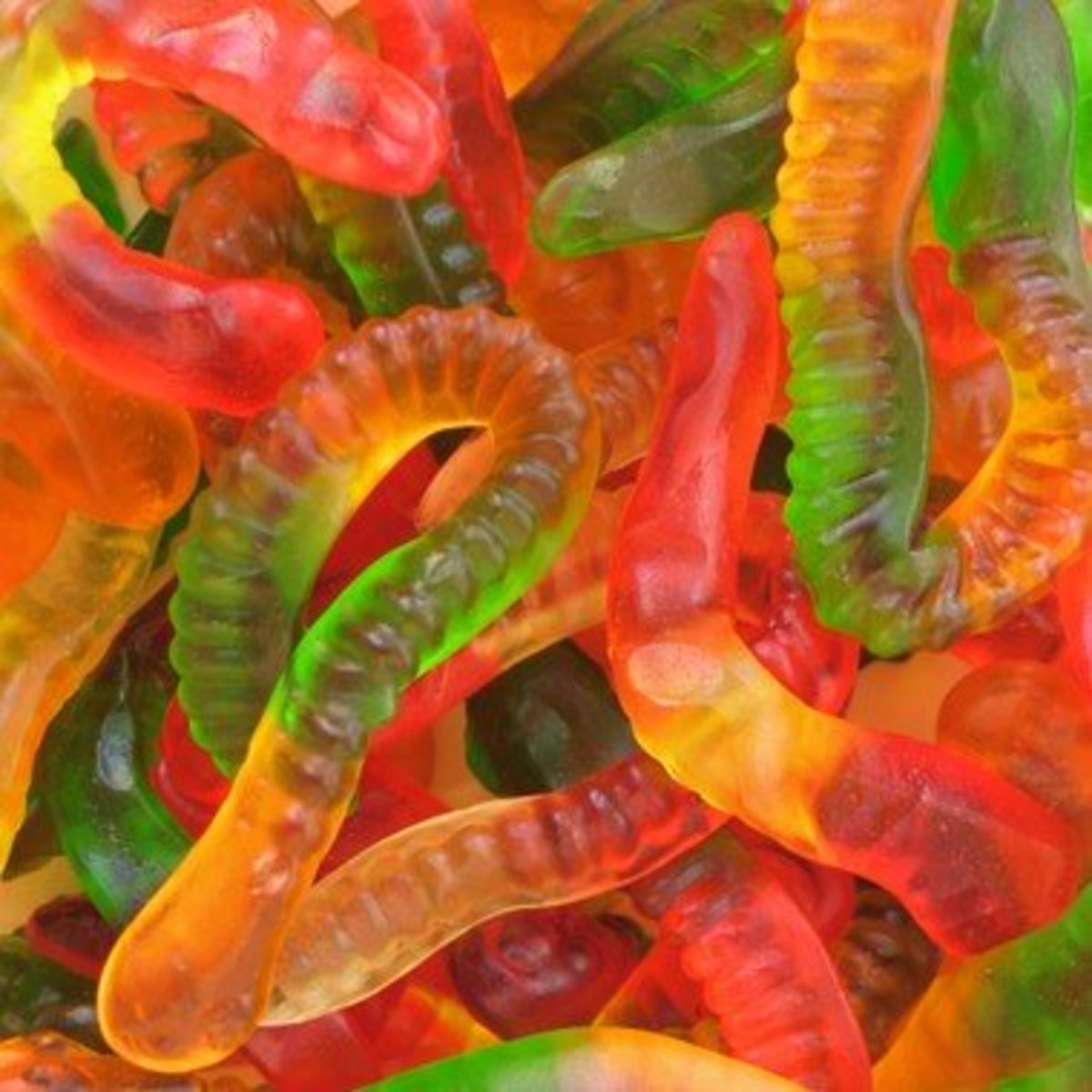 How to Make Vegan Gummy Worms!