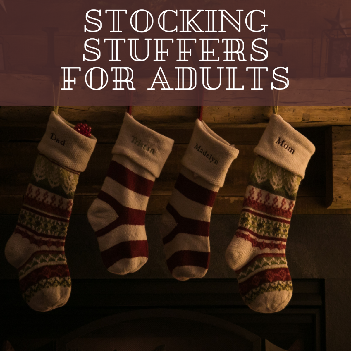 Stocking Stuffers for Adult Children