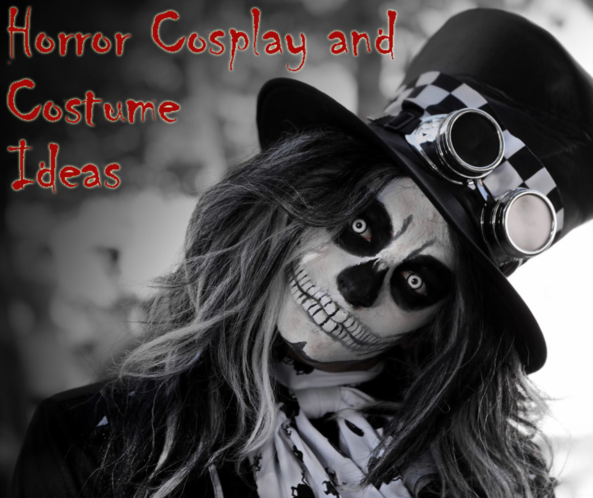Horror Cosplay Costume Ideas for Halloween