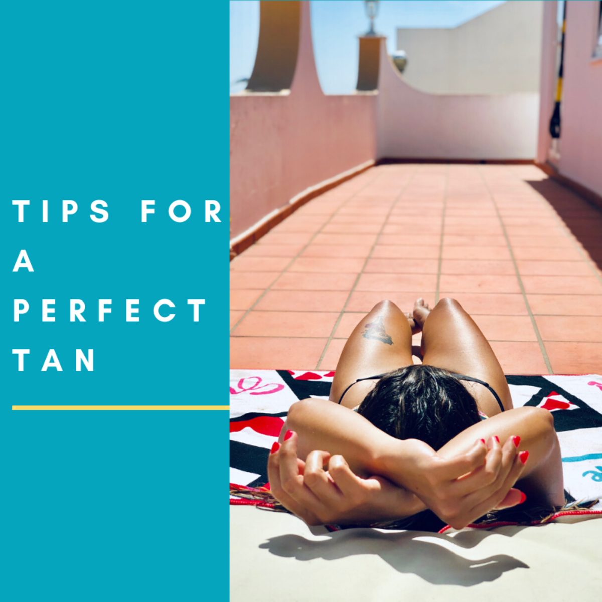 These tips will help you achieve the perfect tan—even if you're fair-skinned