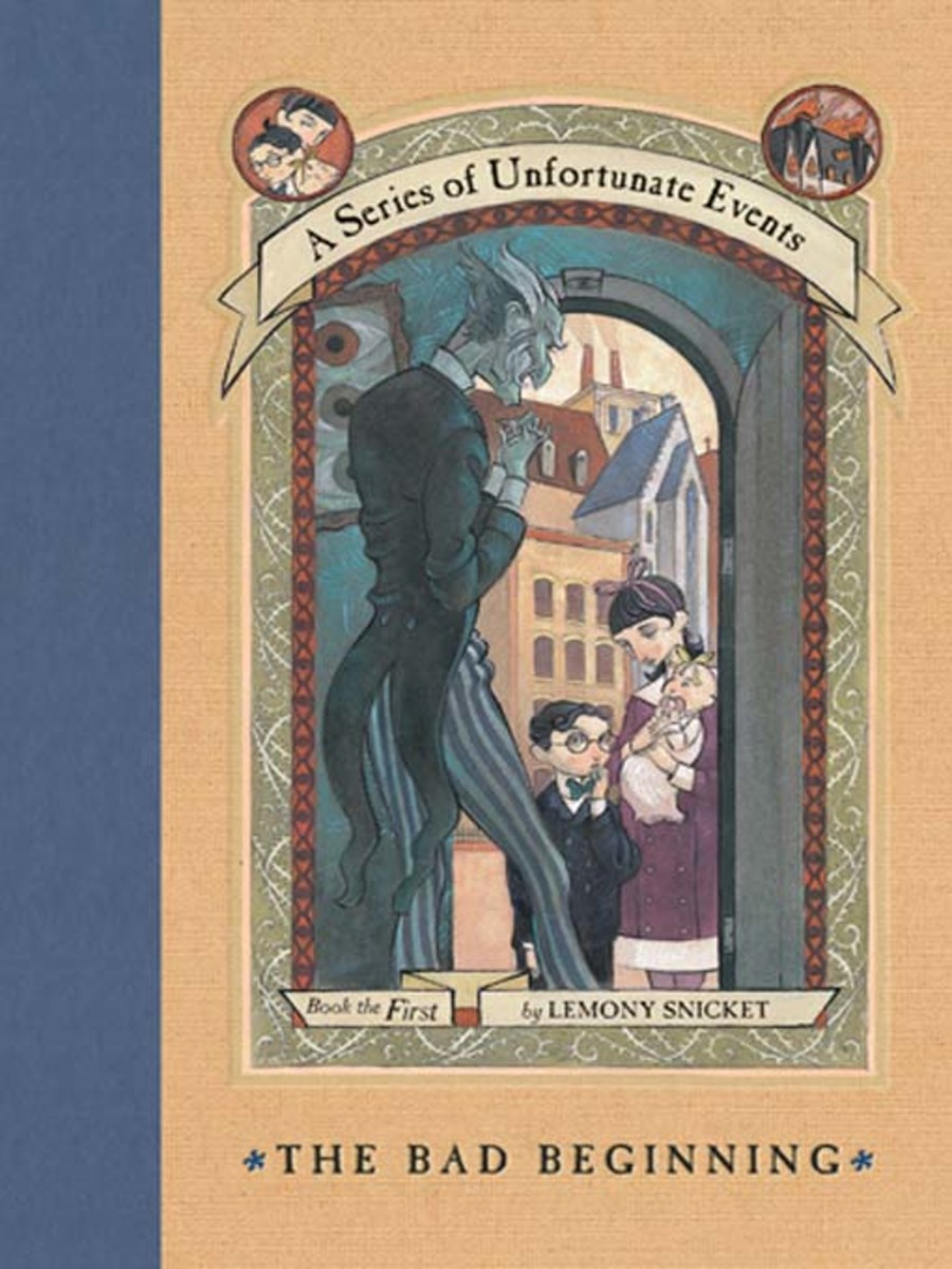 Sorrowful Study Guides: The Bad Beginning by Lemony Snicket
