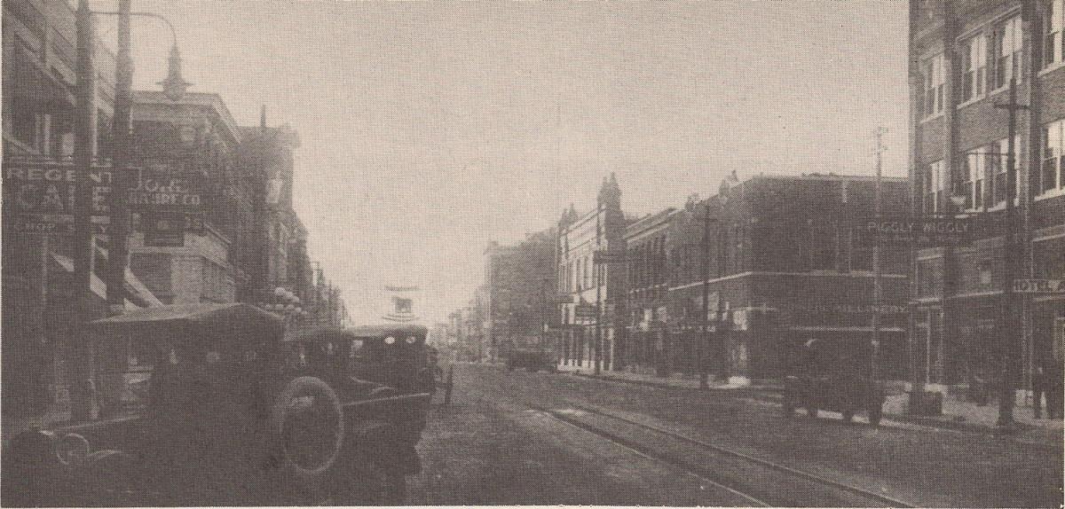 Historical Okmulgee, Oklahoma - 1920-1929