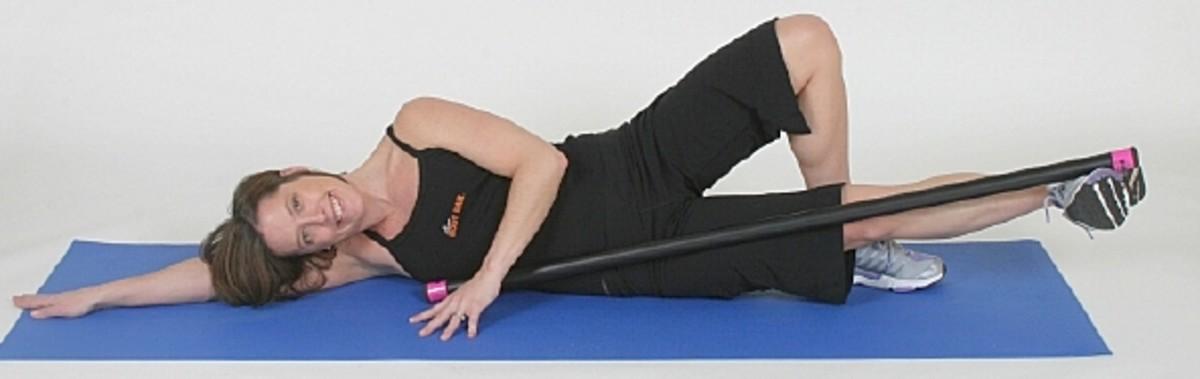 Low-Impact Leg Lift Workout & Exercises That Protect Knees