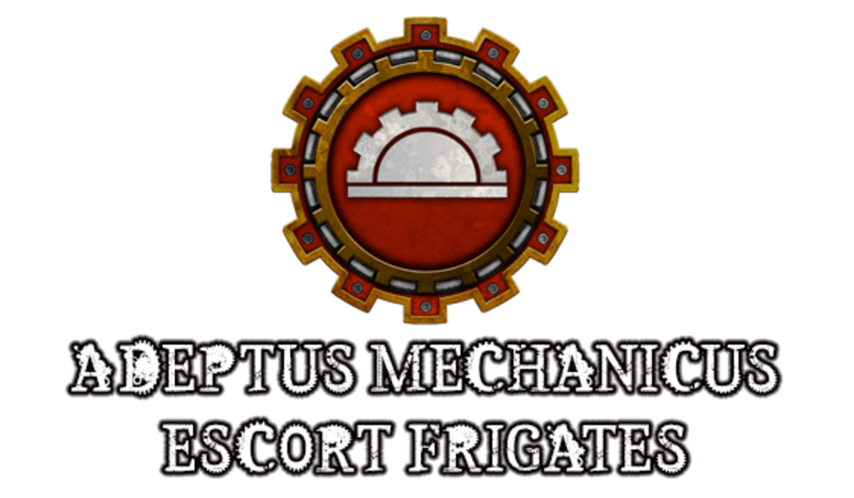 """Battlefleet Gothic: Armada II"" - Adeptus Mechanicus Escort Frigates [Advanced Ship Guide]"