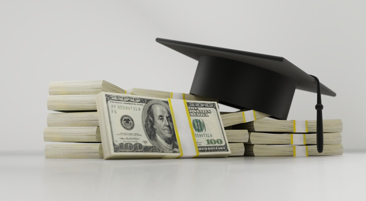 Don't let money for graduate school pass you by.