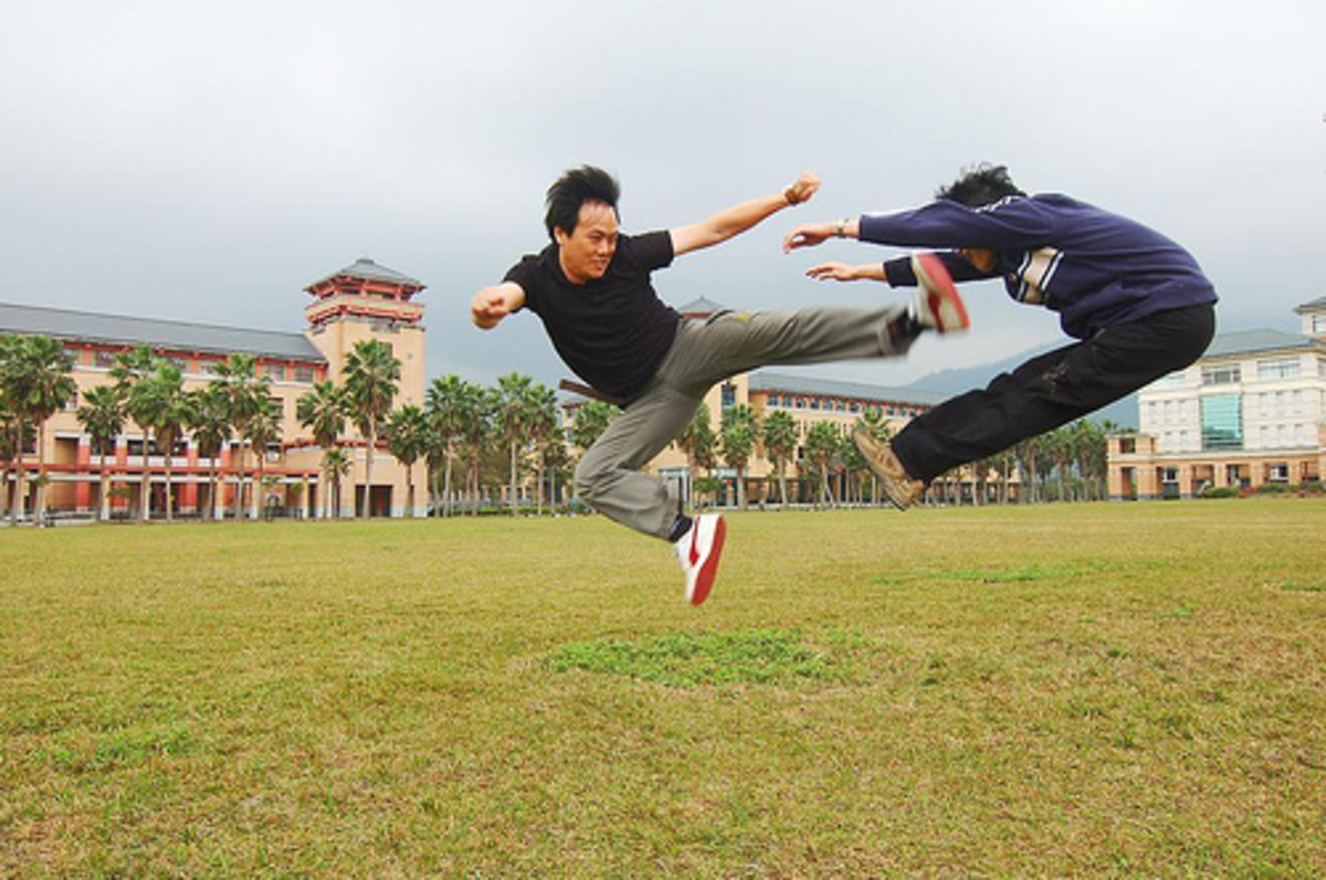 Do You Know Kung-Fu? : Some Misconceptions About Asians