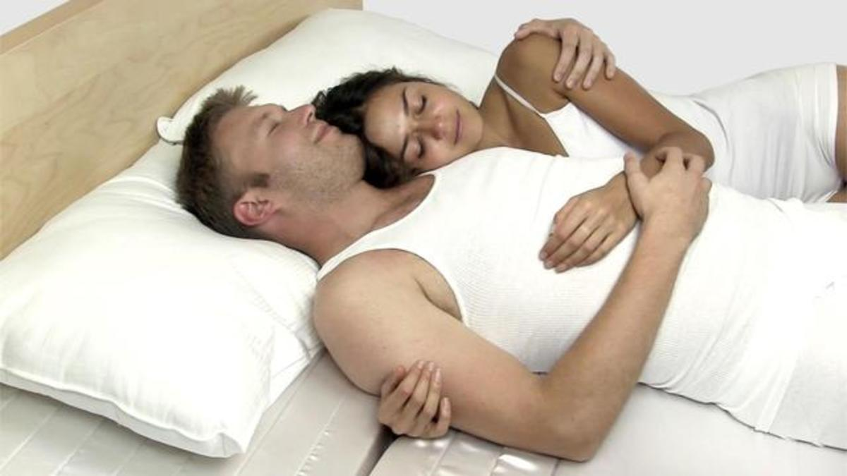 Tips for Coaxing Your Guy to Cuddle More