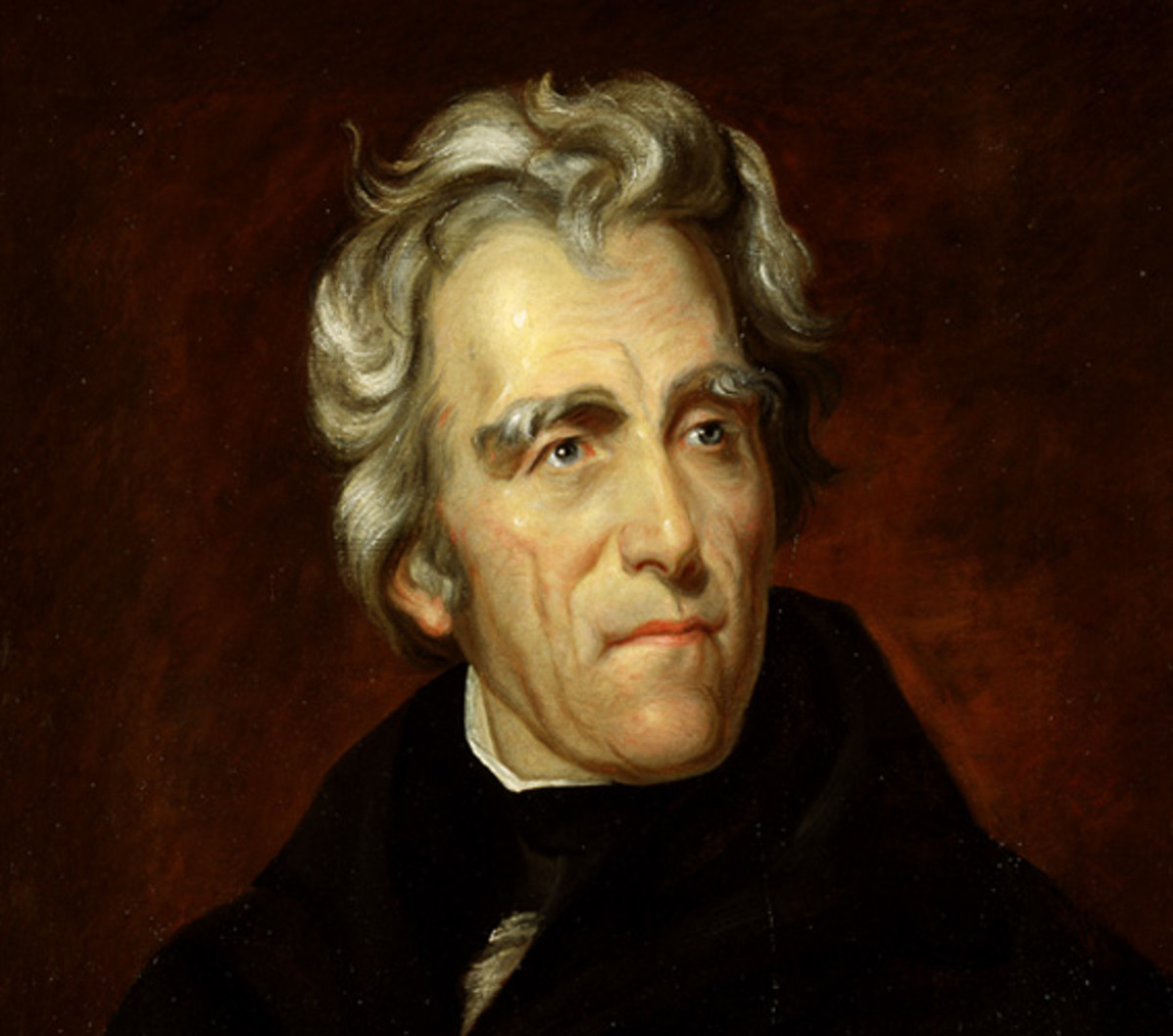 andrew jackson and the era of the common man  owlcation portrait