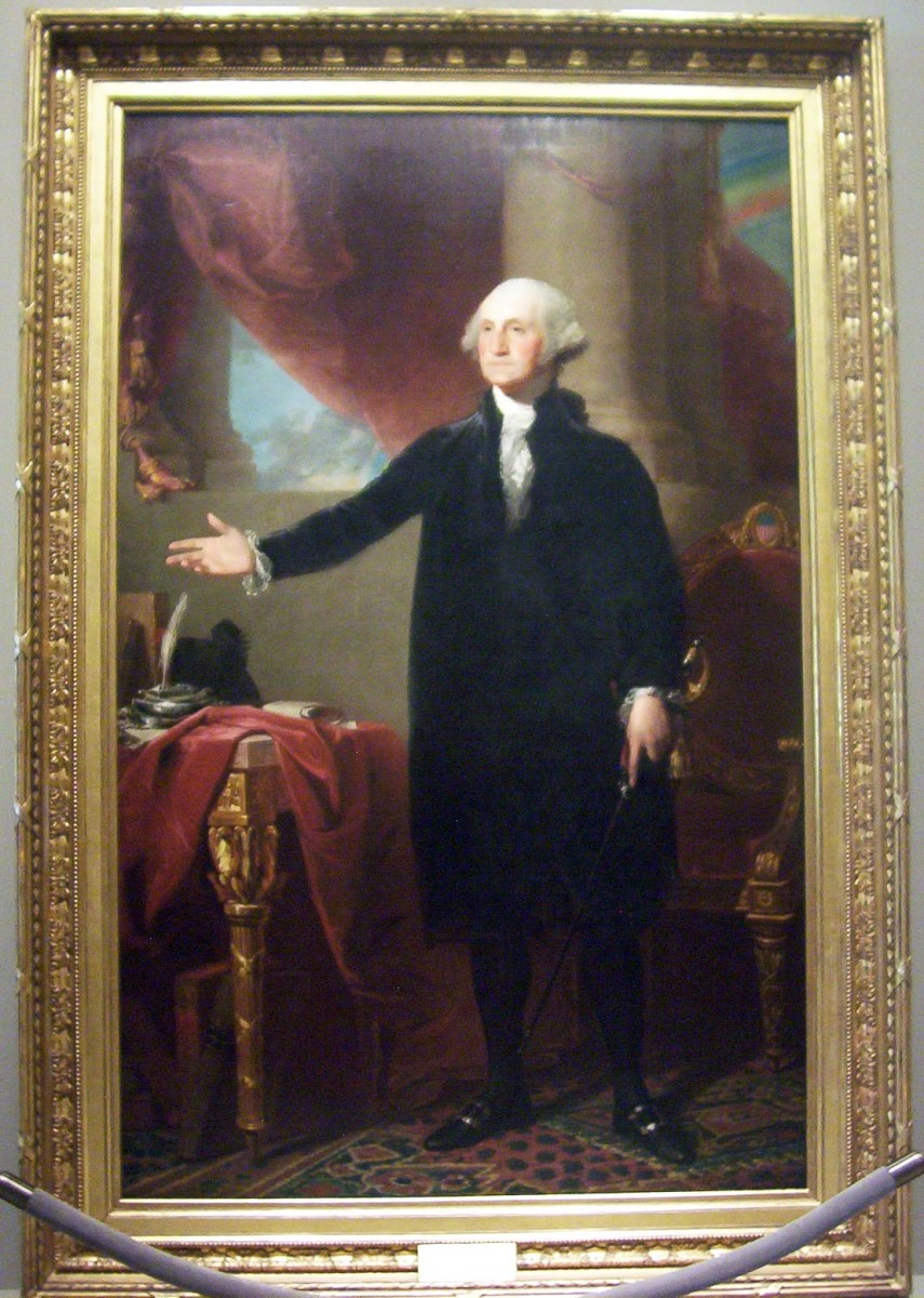 The National Portrait Gallery: Off the Mall in Washington, DC