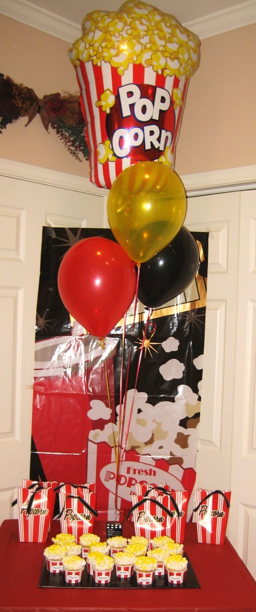 Movie Night Birthday Party Ideas And Games Holidappy