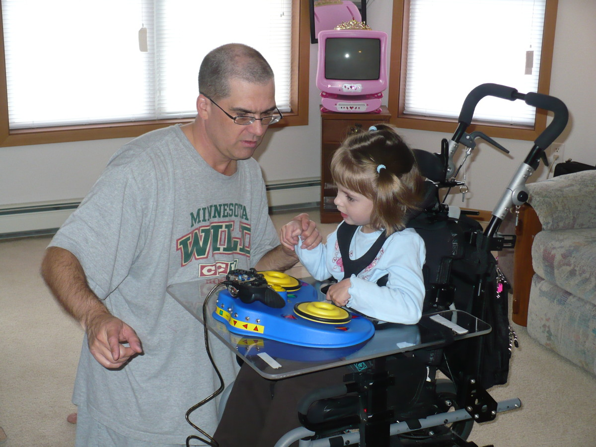 Toys For Adults With Disabilities : Adaptive toys for special needs children