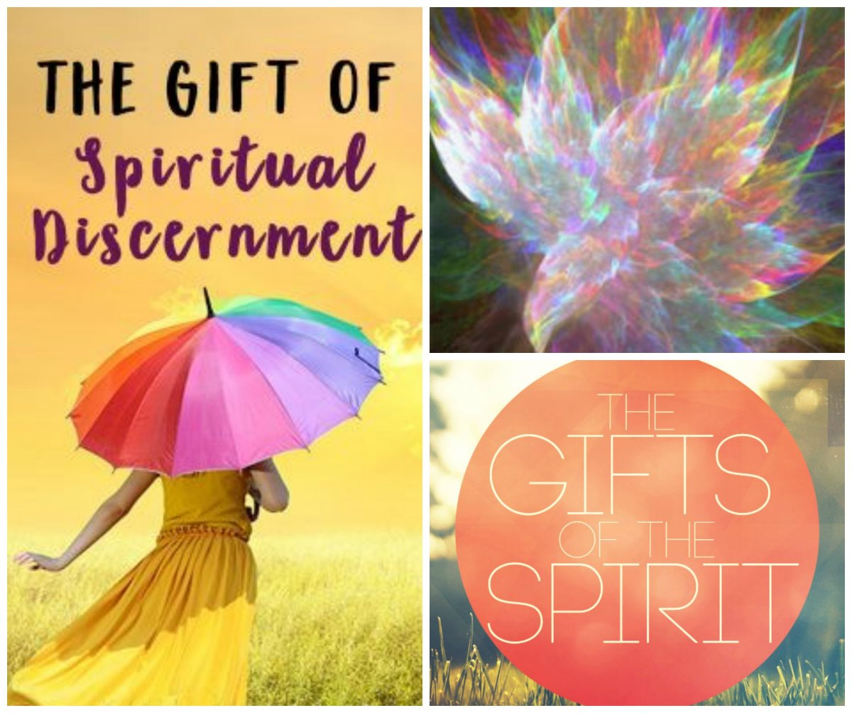 How do you know if you have the gift of discernment letterpile gifts of the spirit negle Choice Image