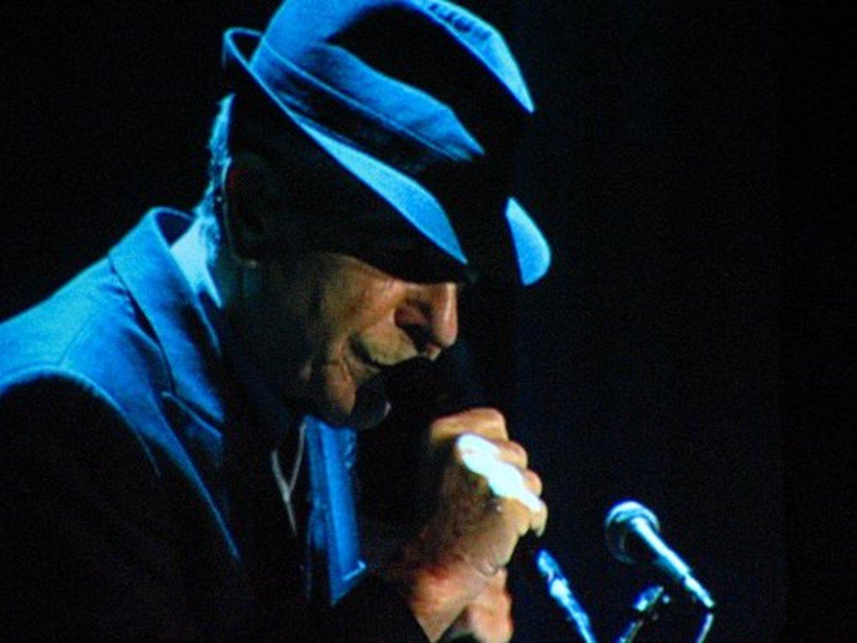 Leonard Cohen, Paris 2009