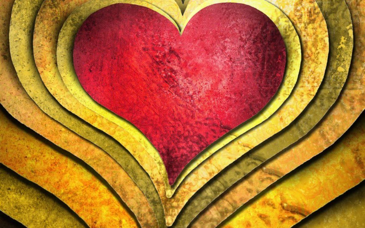 Love has Many Levels