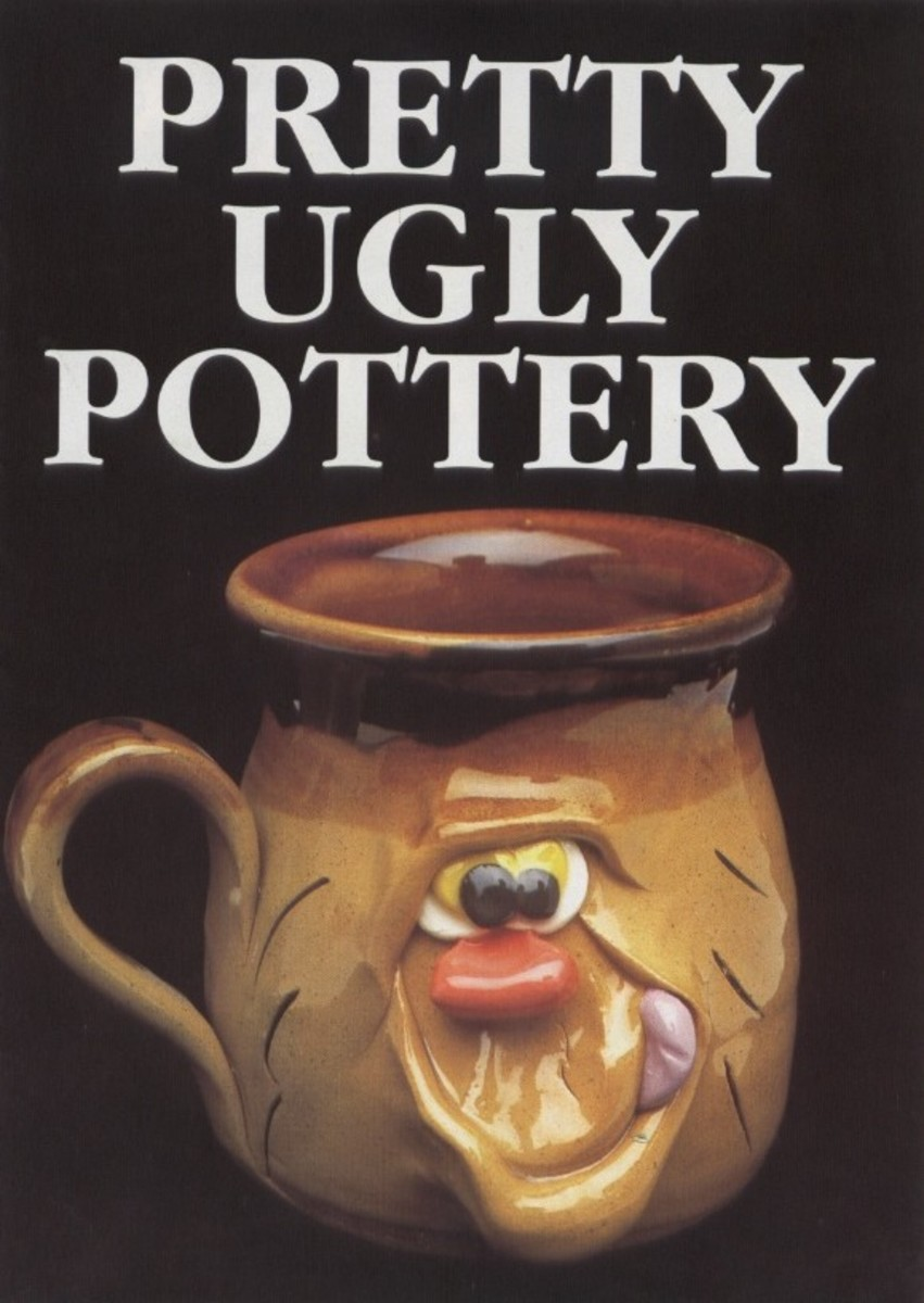 Pretty Ugly Pottery: Ugly Mugs