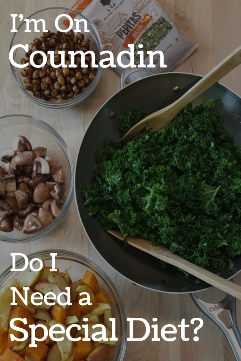 What Can You Eat While Taking Coumadin (Warfarin)?