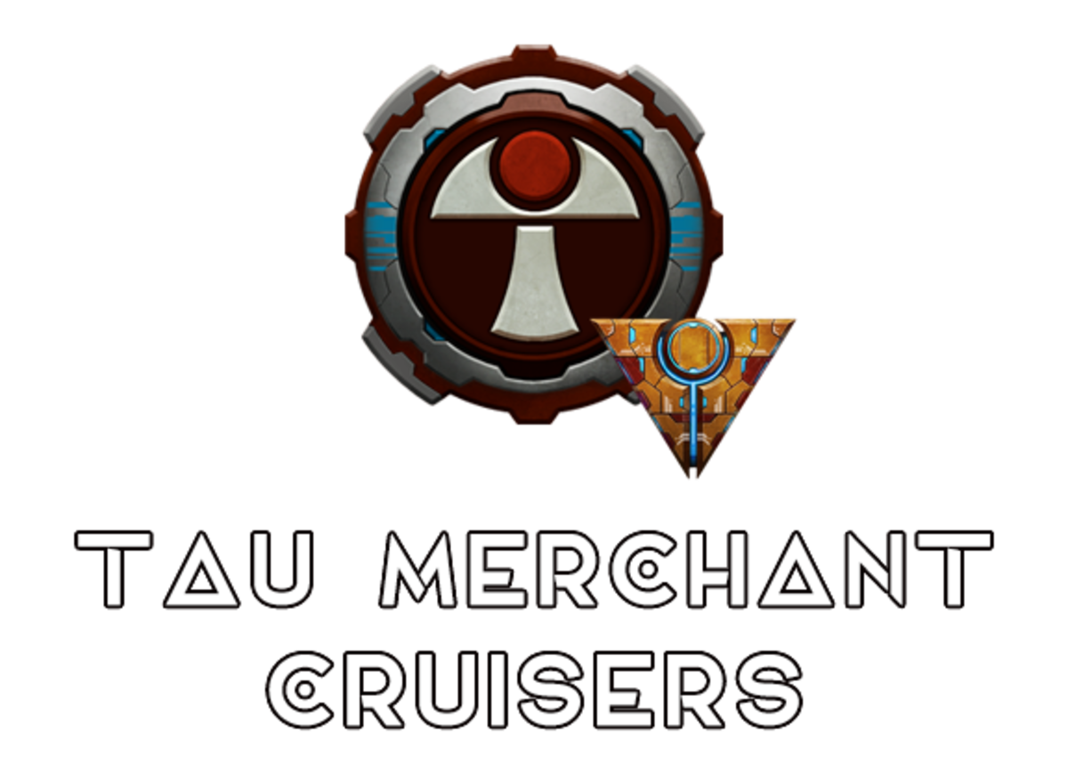 """Battlefleet Gothic: Armada II"" - Tau Merchant Cruisers [Advanced Ship Guide]"