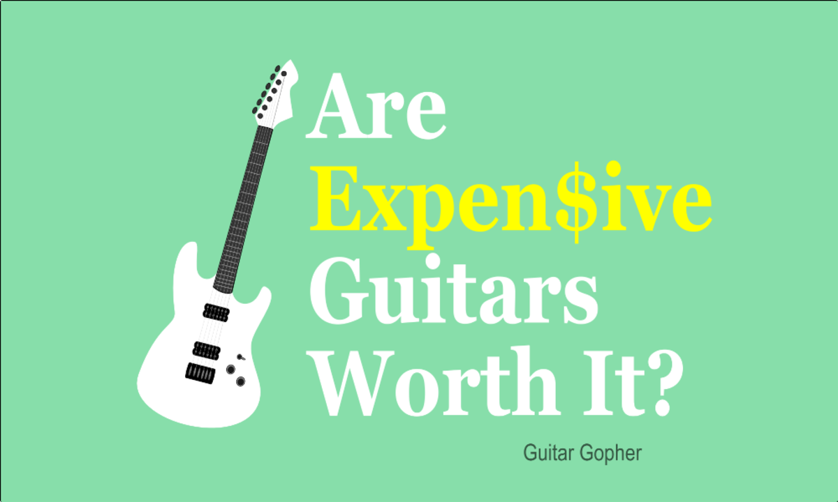 Are Expensive Guitars Worth the Money?