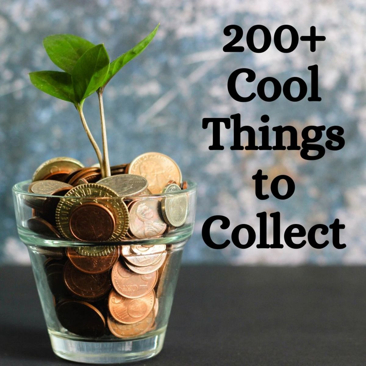 Looking for something new to collect? Get inspiration from this ever-growing list of interesting and highly collectible items!