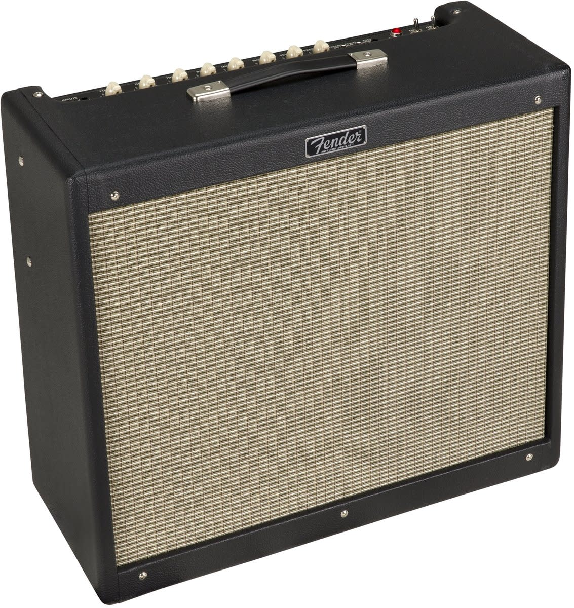 The Hot Rod DeVille sounds amazing and has plenty of power to spare.
