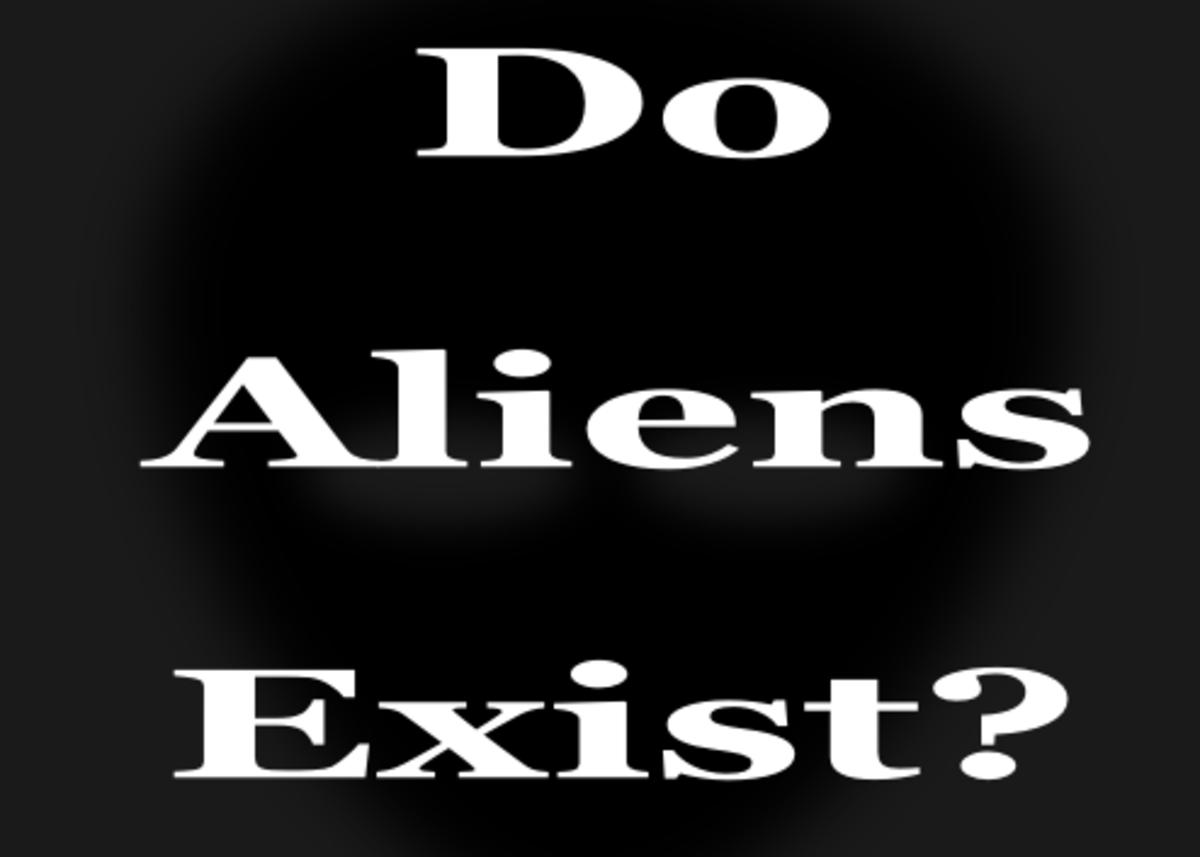Write my do aliens really exist essay