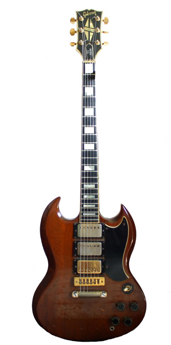 Vintage SG Custom 1974